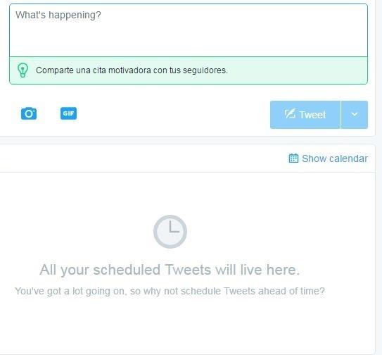 Twitter Dashboard, herramienta para optimar la gestión de la red social