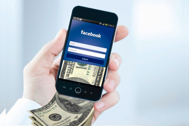 Facebook permitirá enviar dinero a través de su propio chat
