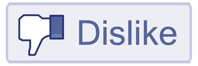 """Facebook pondrá en marcha el botón de """"No me gusta"""""""
