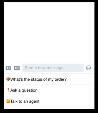 Cómo atender a los clientes 24 horas al día con el chatbot de Twitter