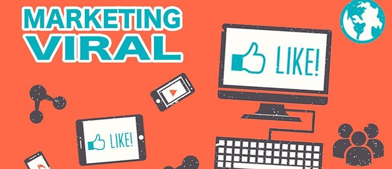 Imagen de marketing viral que explica la nueva aplicación de Facebook