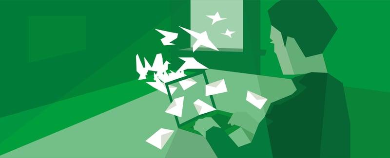 Como evitar que tus emails terminen en la bandeja de spam