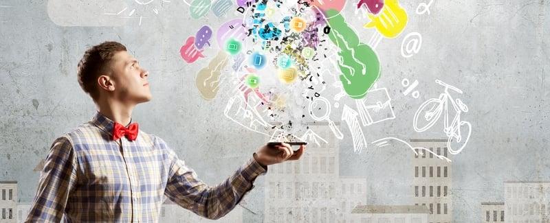 Ideas para crear contenido y generar leads