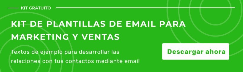 Descarga ahora este kit de plantillas de emails para marketing y ventas