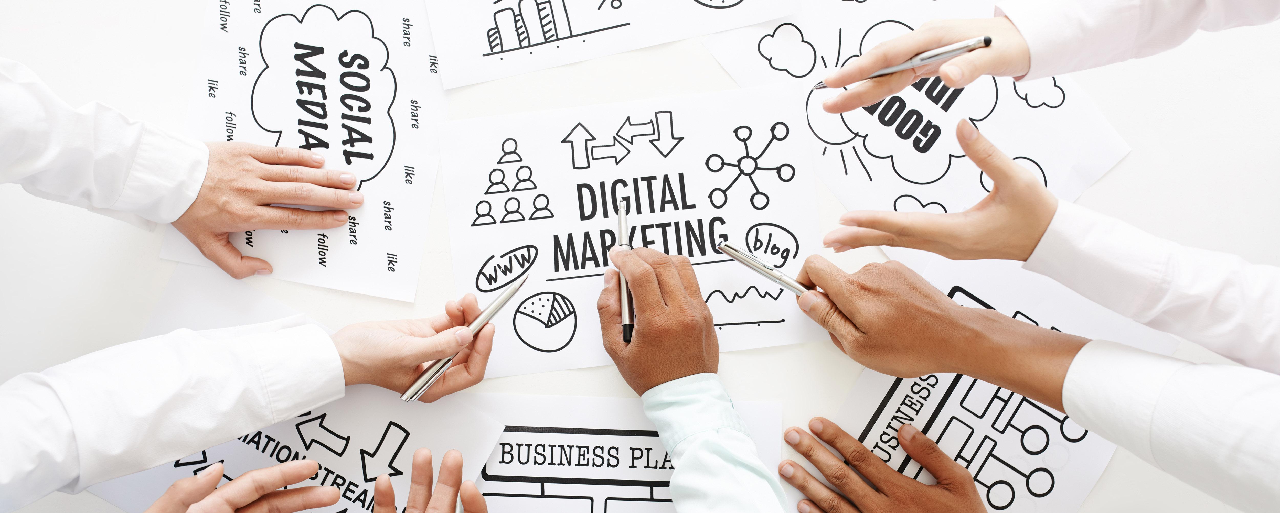 Cómo construir una estrategia de marketing digital moderna